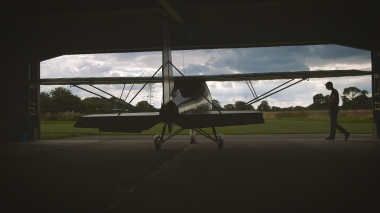 flying aircraft aerial videography filming