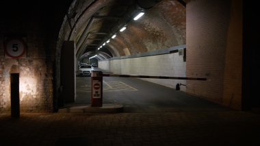 Leeds City Centre Tunnel