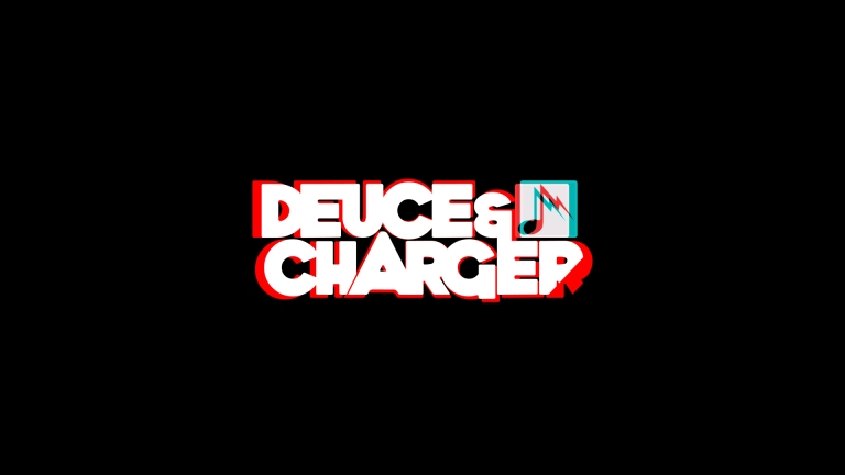 Deuce & Charger Logo Animation Lyrics Video