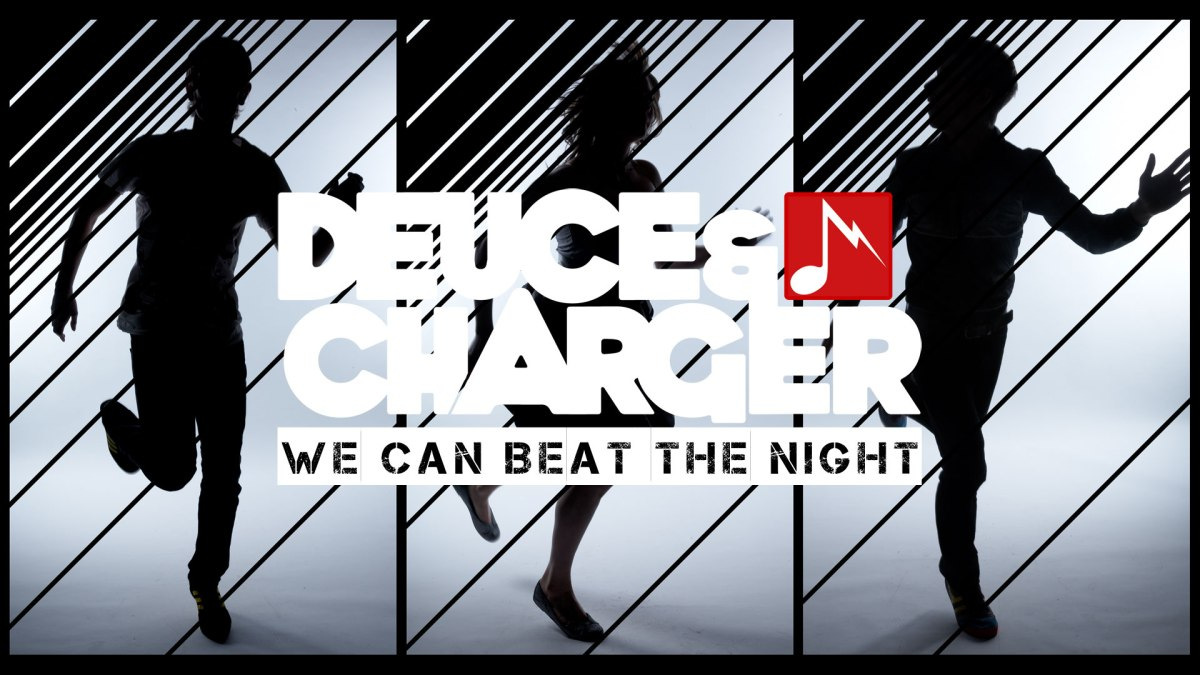 Deuce & Charger Lyrics Music Video Motion Graphics Design