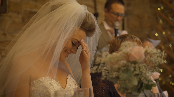 Leeds Oakwell Hall Birstall Wedding Video Film Videographer Production Cinematic