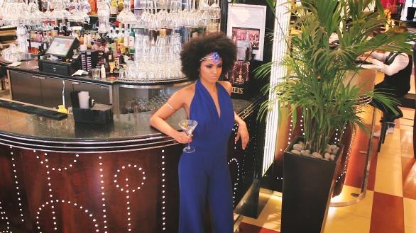 70s Glam Occasion Wear fashion design video videographer leeds editor