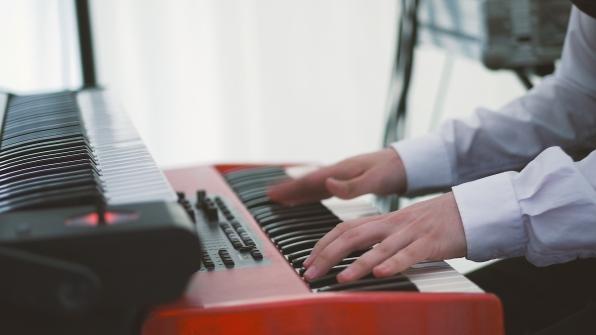 musicians play