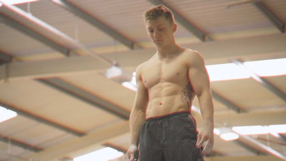 sports fitness showreel leeds videographer video production
