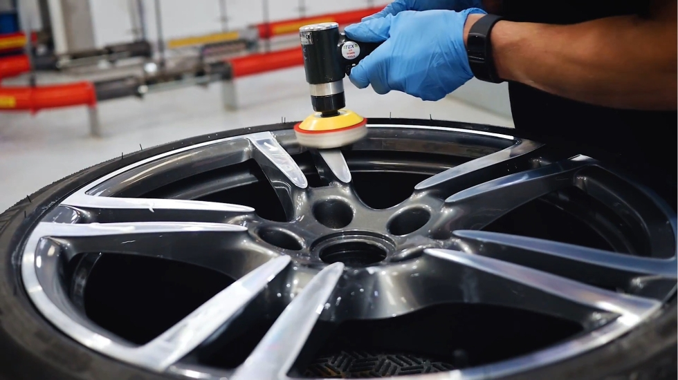 alloy wheel remanufacturing
